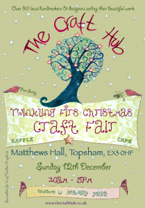 Poster for Craft Fair